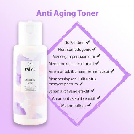 Anti Aging Toner