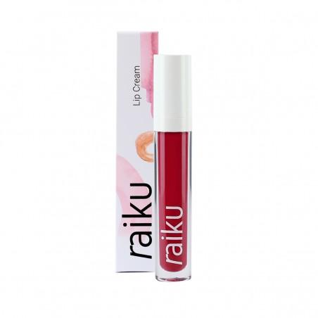 Lip Cream Red Cherry 04